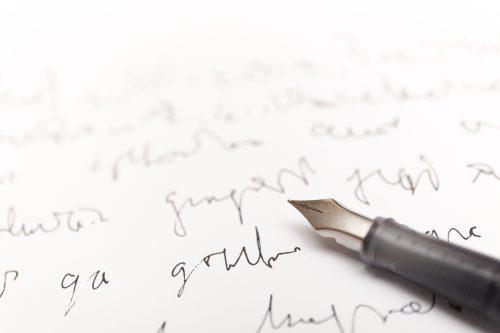 万年筆の魅力